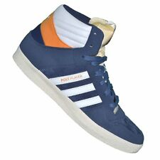 ADIDAS ORIGINALS SCARPE SPORTIVE POST PLAYER VULC Q21270 NAVY BIANCO ARANCIONE