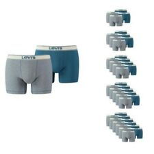 LEVI´S BOXERS Brief VINTAGE Heather 200 SF Set Ahorro Paquete Azul Oscuro
