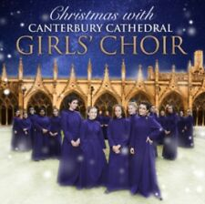 CANTERBURY CATHEDRAL Girls ¿ CORO - Natale con Canterbury Cathedra NUOVO CD