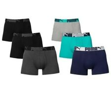 Puma Cat Calzoncillo Bóxer Bañador 3er 6er Pack Color a elegir Mix Green