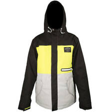 NEFF TRIFECTA YOUTH JACKET BLACK
