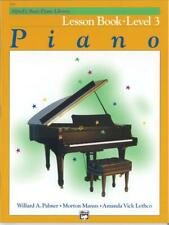 Alfred's Basic Piano Library: Piano Lesboek - Niveau 3 (Dutch Language) Piano Sh