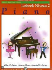 Alfred's Basic Piano Library: Lesboek Niveau 2 (Dutch Edition) Piano Sheet Music