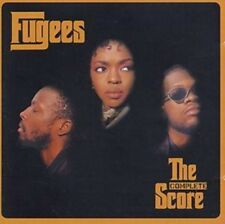 FUGEES - The Complete Score NUEVO 2x CD