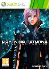 Lightning Returns: Final Fantasy XIII (X360) NEW & Sealed PAL
