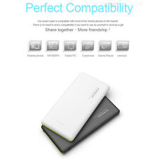 Portable 10000mAh Dual USB External Battery Power Bank Charger for Cell Phone vk