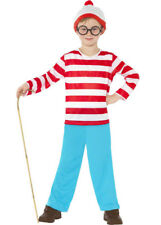 Kids Size Wheres Wally Costume