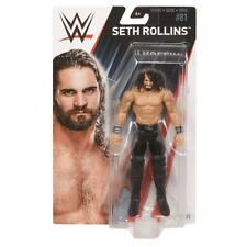 Seth Rollins WWE Mattel Basic Series 81 Brand New Action Figure - Mint Package
