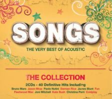 Songs (The Very Best Of Acoust - Songs (The Very Best Of Acoust NUEVO CD