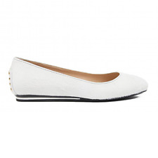 Tod's XXW0UK0K3717L7168I Scarpe Ballerine donna Bianco IT