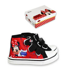 4873 Niños Zapatillas de deporte High-top Disney Minnie Mouse Minnie Maus