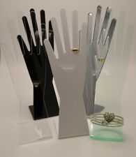Jewellery Display Holder Bracelet Ring Cuff Watch Stand Support Hand Shape
