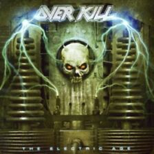 Overkill - The Electric Age NUOVO CD