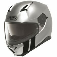 Casque Nolan N87 Martz N-Com Scratched Chrome 28
