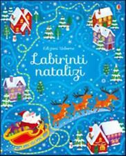 Labirinti natalizi. Ediz. illustrata - Smith Sam