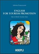 English for Tourism Promotion. Italy in British Tourism Text - Francesconi Sa...