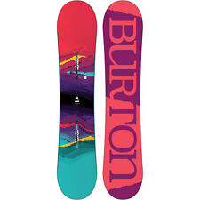 BURTON FEELGOOD SMALLS FLYING V bambini ragazza snowboard sedia a dondolo 2018