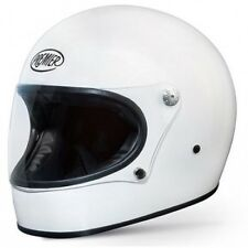 Casco moto Integral Premier Trophy U8 Blanco