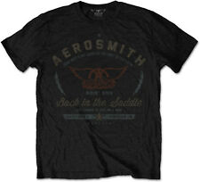 AEROSMITH Back In The Saddle Ridin' High T-SHIRT OFFICIAL MERCHANDISE