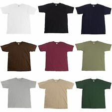 T-shirt à manches courtes Fruit Of The Loom, 10à% coton, pour homme (S-3XL)