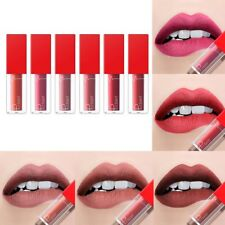 Women Long Lasting Waterproof Matte Lipstick Makeup Liquid Lip Gloss Cosmetic