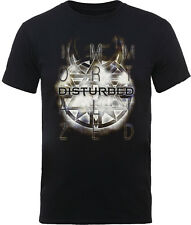 DISTURBED Symbol Immortalized T-SHIRT OFFICIAL MERCHANDISE