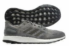 adidas Mens PureBOOST DPR Running Shoes Sports Trainers Grey