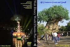 Walt Disney World Florida Part 23 - All Creatures Great and Small DVD or Blu-Ray