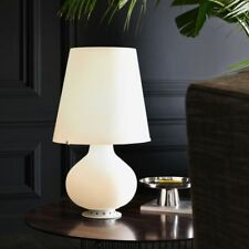Fontana Arte - FONTANA - 1853 -Halo/LED - Lampada da tavolo/Table lamp - ø 32×53