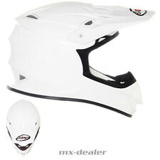 SUOMY Mr. Jump Jackpot Blanco CASCO CROSS MX Motocross 1000g S M L XL