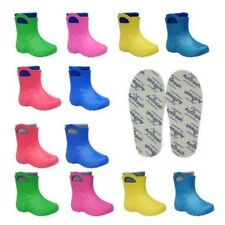 35 C Syberian Green Camminare Thermal LIGHTWEIGHT EVA Wellies Wellingtons Boots