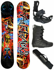 Juego de snowboard airtracks ANOTHER WORLD CARBON + Fijación Star + Botas +