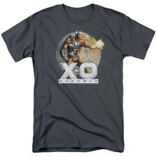 X-O Manowar Vintage Manowar Valiant Comics Licensed Adult T Shirt
