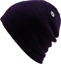 VOLCOM WMN BEANIE POWER PREMIUM DEEP PURPLE