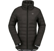 VOLCOM CASCO DOWN PUFF JACKET VBK