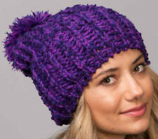 CELTEK BEANIE SLOUCHY PURPLE