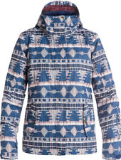 ROXY JETTY JACKET AKIYA BLUE PRINT