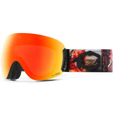 OUT OF OPEN GOGGLE PROGRESS RED MCI