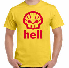 Hell - LA STESSA indossata da Heath Ledger - UOMO PARODIA T-Shirt Batman