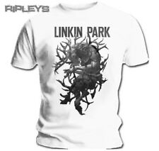 Official T Shirt LINKIN PARK White ANTLERS The Hunting Party All Sizes