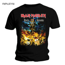 Official T Shirt Iron Maiden Beast Metal HOLY SMOKE Eddie All Sizes