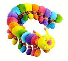 New Long Colorful Caterpillar Melissa & Doug Toy Gift Kids Longfellow Insect Bug