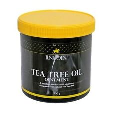 Lincoln TEA TREE OLIO UNGUENTO (500g) Cavallo Naturale Antisettico IDRATA 4483