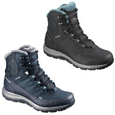 Salomon Kaina Mid GTX Women's Winter shoes winter boots goretex -10°C Waterproof