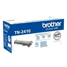 1 x Brother Original OEM Black Laser Toner Cartridge TN2410 - 1200 Pages