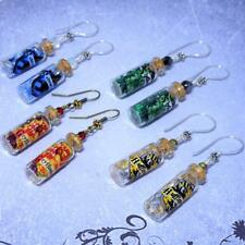 Harry Potter House Crest Earrings Gryffindor Slytherin Ravenclaw Hufflepuff Insp