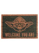 Star Wars Paillasson Yoda Welcome You Are