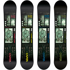 Capita Outerspace Living Herren Snowboard Freestyle Freeride Hybrid Camber 2018