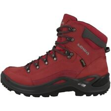 Lowa Renegade Gtx Mid women GORE-TEX Outdoor Excursionismo Zapatos Rojo