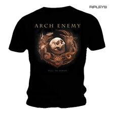 Official T Shirt ARCH ENEMY Death Metal 'Will To Power' Album All Sizes